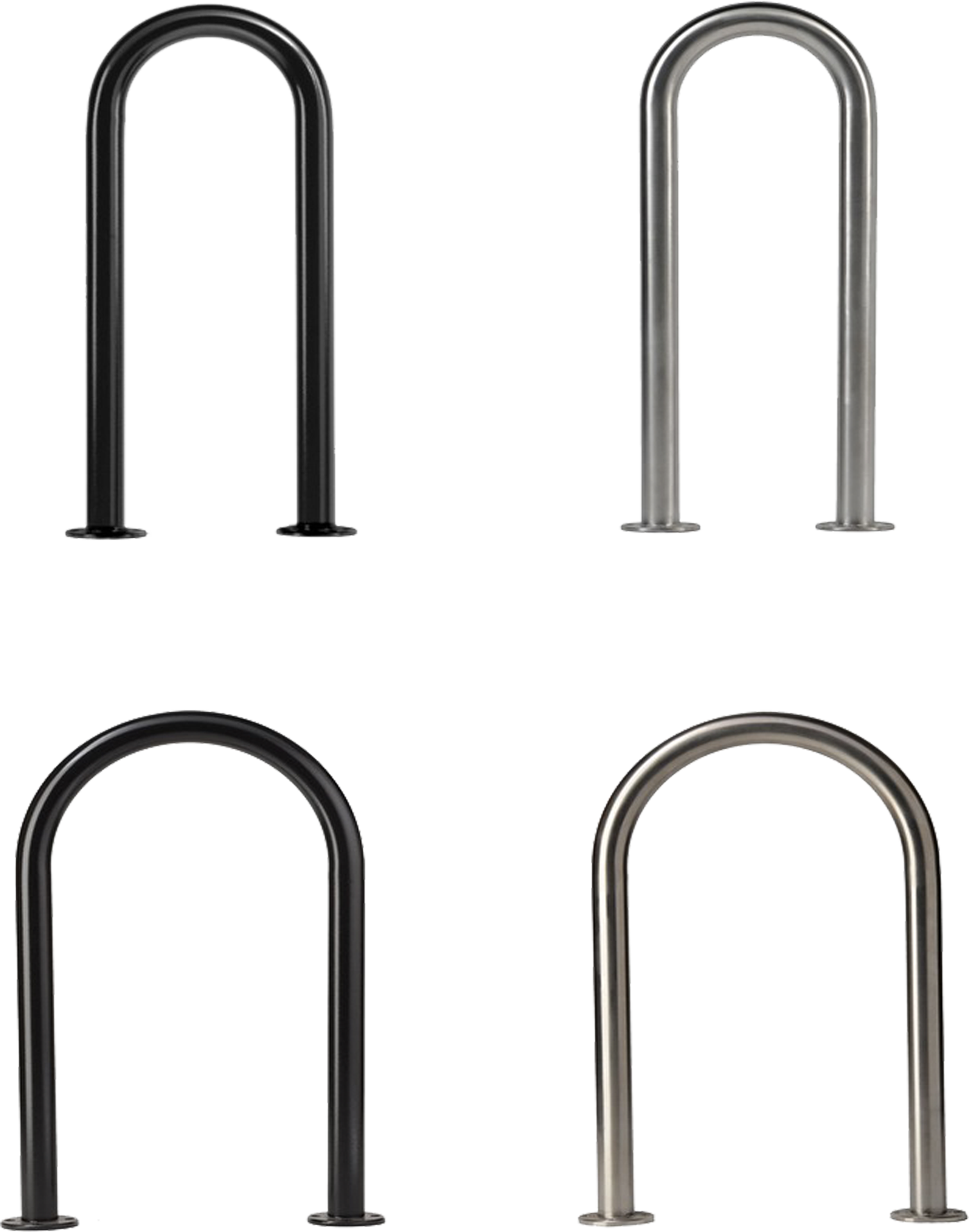 Clever Fixit : Arceaux et support d'accroche pour vélo