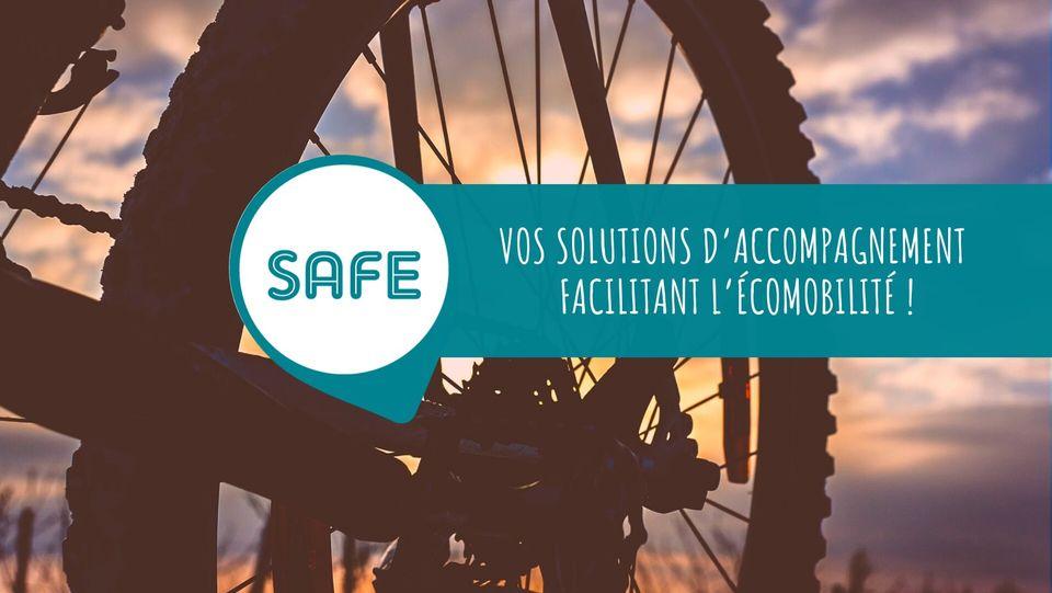SAFE – solutions d'écomobilité en Provence.