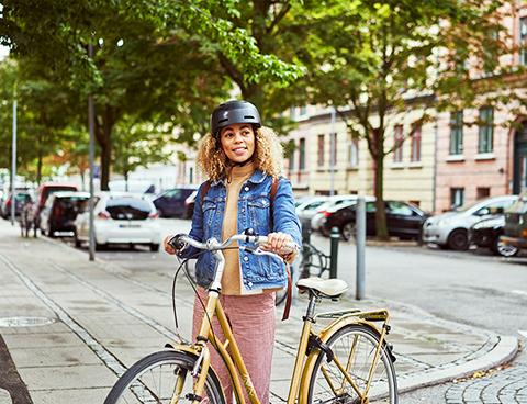 Programme Objectif Employeur Pro-Vélo. Au boulot ! … mais à vélo !